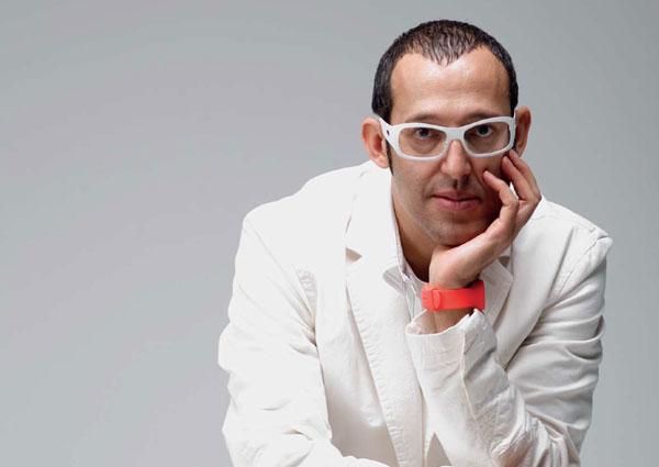 Designer Karim Rachid