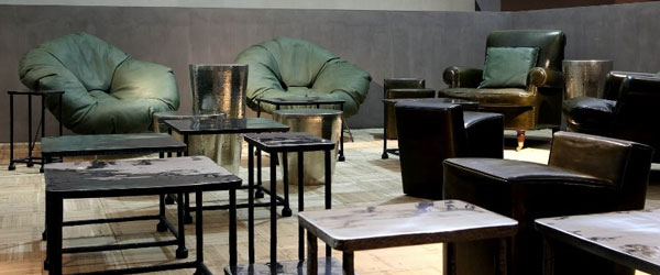 meubles cuir design