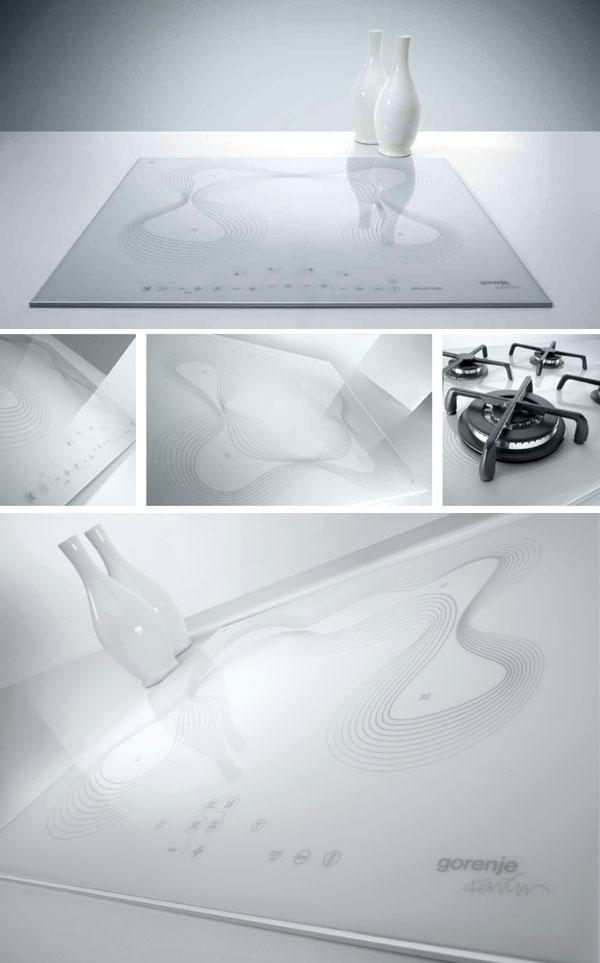 Plaque de cuisson design Karim Rachid