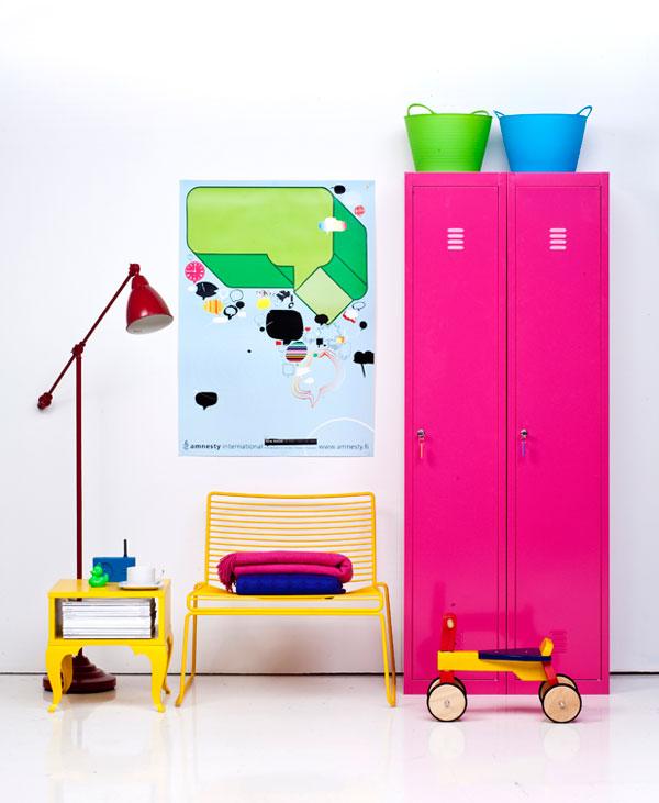inspirations décoration d'intérieur - chambre d'enfant