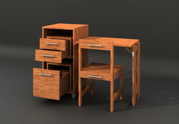 Bureau modulaires design