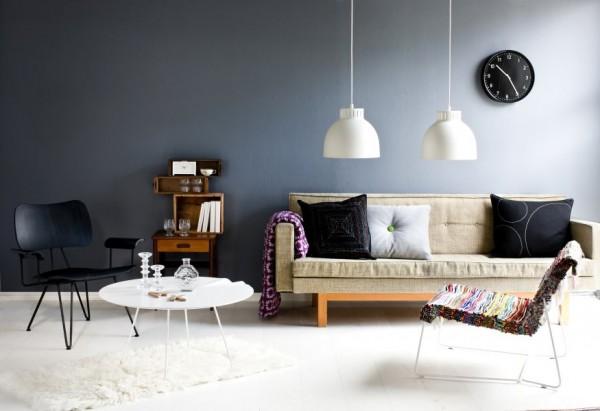 inspirations décoration d'intérieur - idée de salon