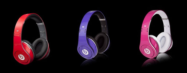 Casque audio Monster Beats by Dr Dre