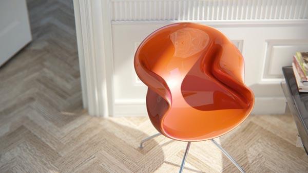 Chaise design Edios