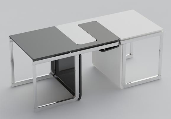 Chaises modulaires design