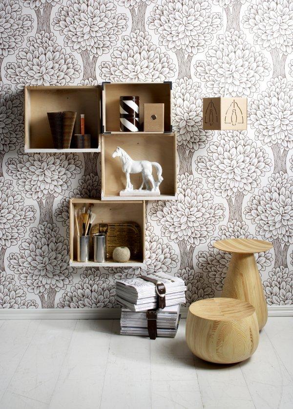 inspirations décoration d'intérieur - étagères