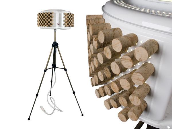 Lampe design rewashlamp
