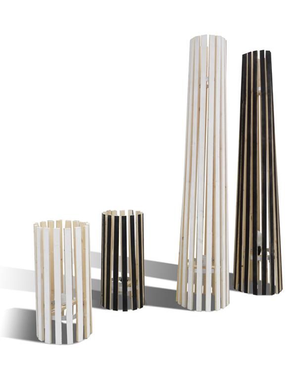 Luminaires design écologique