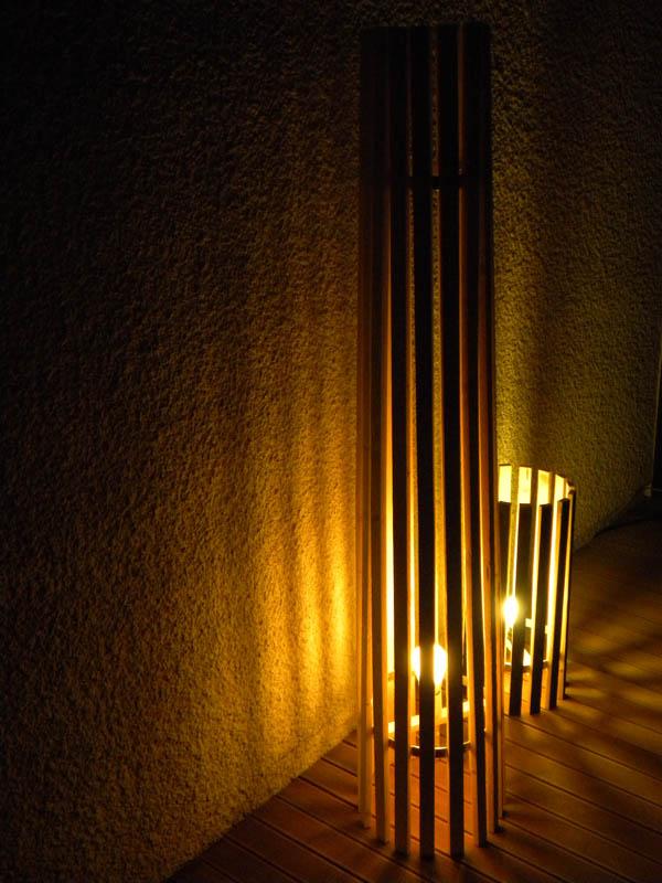 Lampe, luminaire design écologique