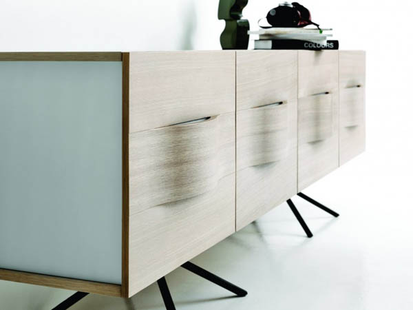 Buffet design collection Ottawa par Karim Rashid
