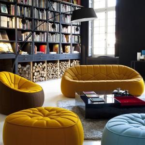 canapé design Ottoman pour Cinna