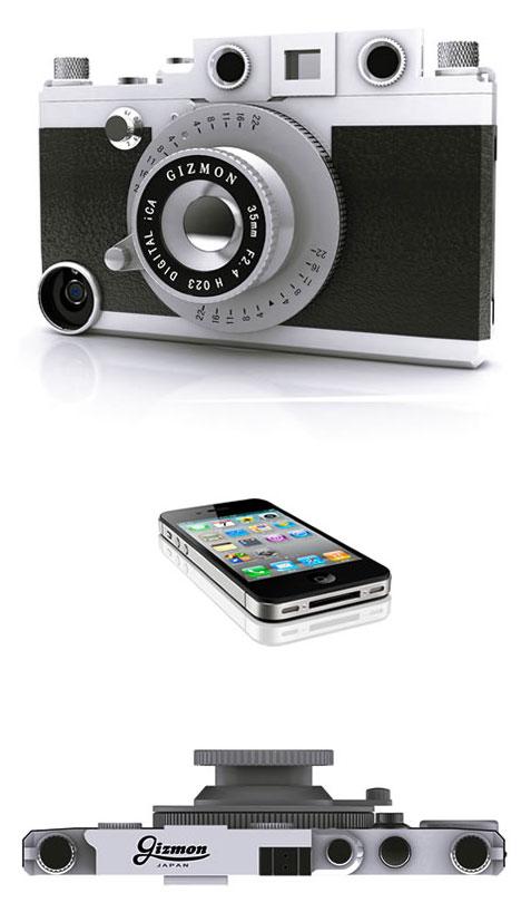 Gizmon iCA pour iPhone