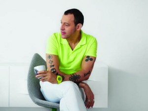 Le designer Karim Rashid
