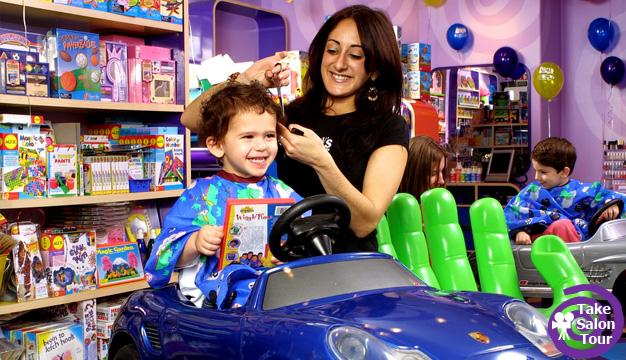 Coiffure kids for Salon des enfants
