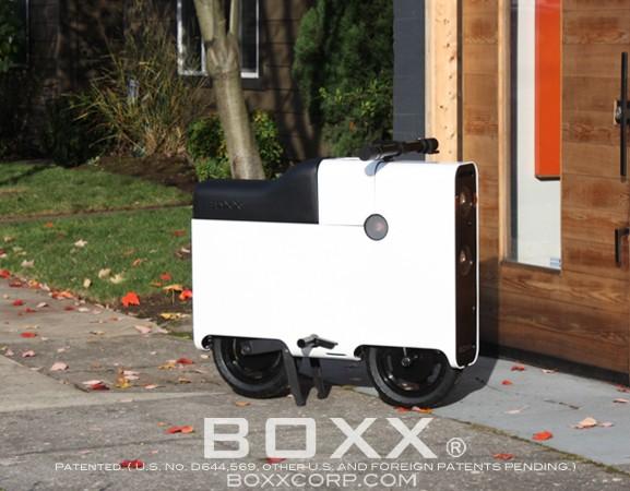 Scooter électrique Boxx Corp