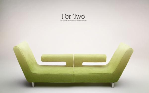 Fauteuil transformable en Sofa