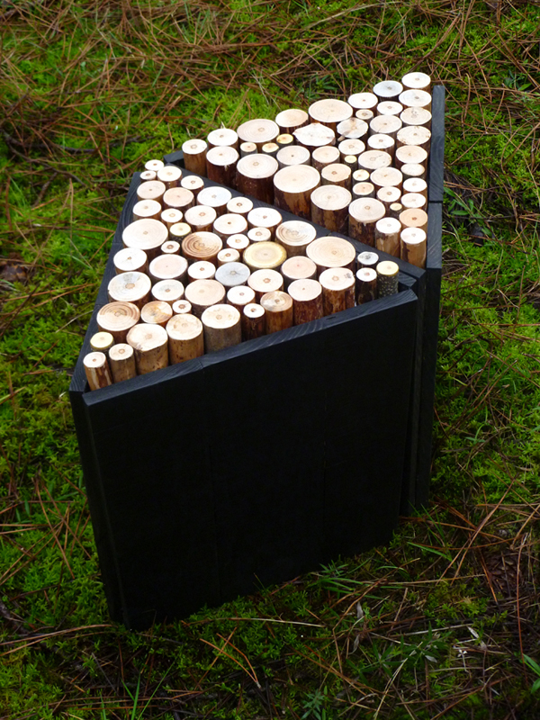 Tabouret design écologique