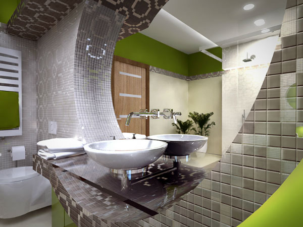 Objets deco salle de bain design 20171031092314 for Design decoration interieur