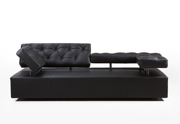canapé design cuir