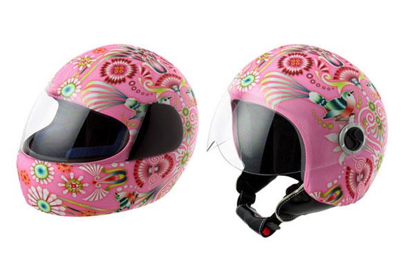 Housse pour casque de moto