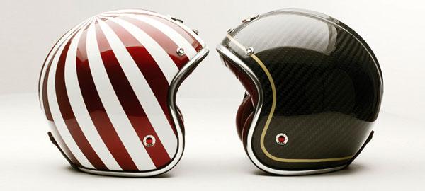 Casque moto Ateliers Ruby