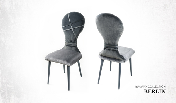 Chaises design Salvador par Leftovers