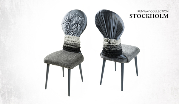 Chaises design Salvador par Leftovers - Stocholm