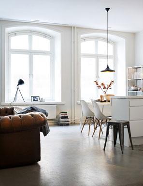 Du Eames dans mon salon