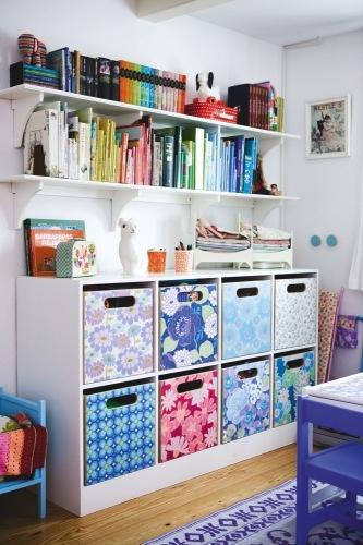 meubles de rangement d'une chambre