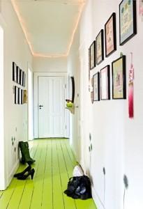 décorer un couloir