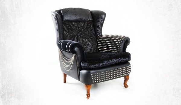 Fauteuil design par Leftovers