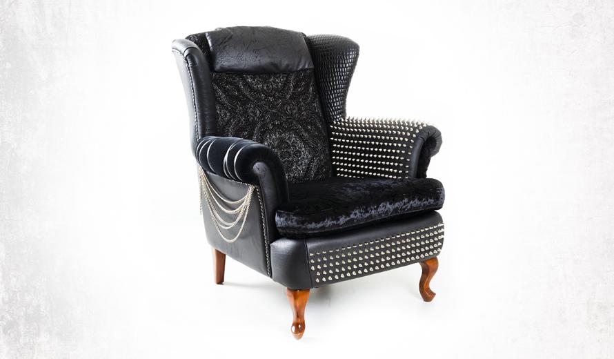 Luxe Design Fauteuil.Fauteuils Et Chaises Design De Luxe Le Cousu Main Selon Leftovers