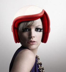 Casque de moto Vespa Helmet concept