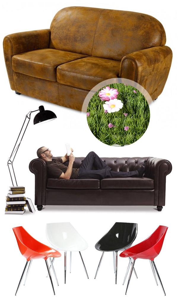 mobilier design et objets déco