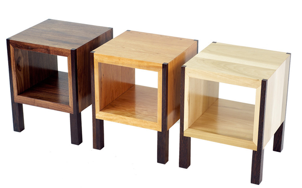 Petites tables de nuits ou meubles d'appoint pop stool
