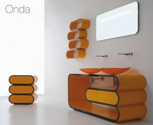 Meubles de salle de bain design Bandini