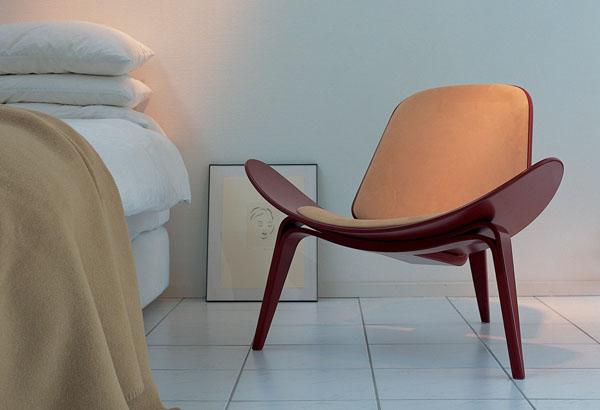 Fauteuil Shell chair CH 07 - Hans J. Wegner