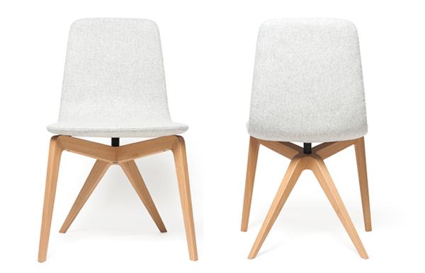 Chaises et fauteuils design par le designer no duchaufour for Les chaises design