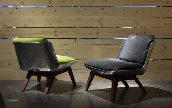 "Fauteuils design ""Houston"""