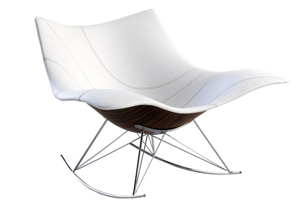 Rocking Chair Stingray - Thomas Pedersen