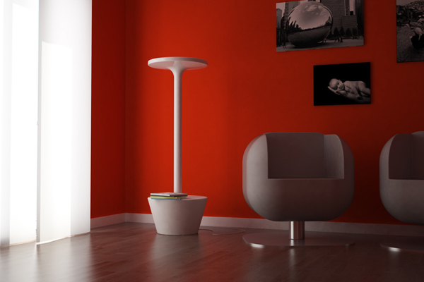 Lampe design Daiana