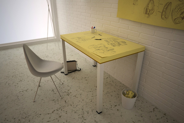 Table Post-it
