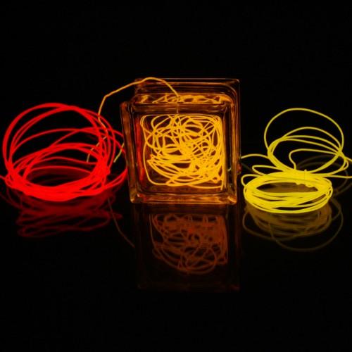 Lampes Béta bloc couleur orange