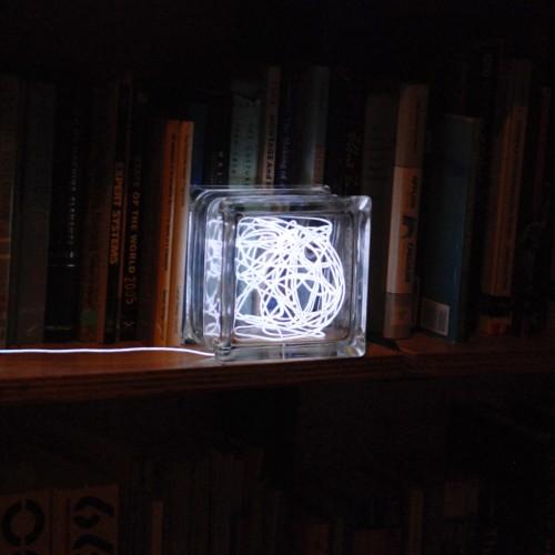 Lampes Béta bloc couleur blanche