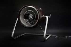 Ventilateur design Black Fan