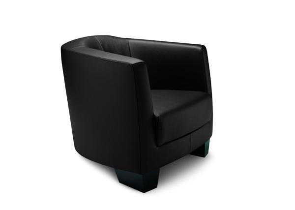 fauteuil club cuir De Sede