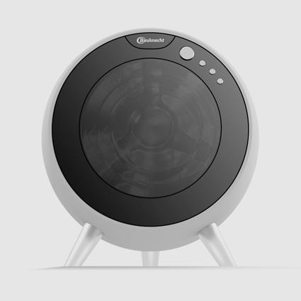 Lave-linge Sphère vue de face