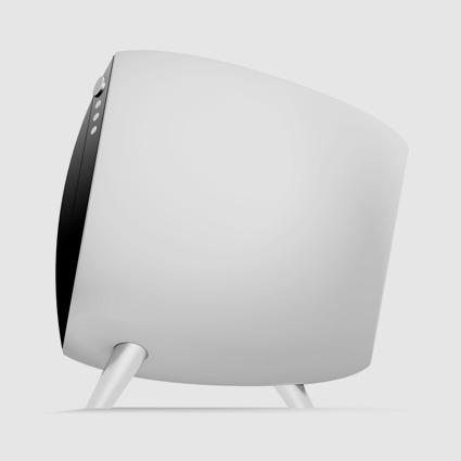 Lave-linge Sphère vue de profil