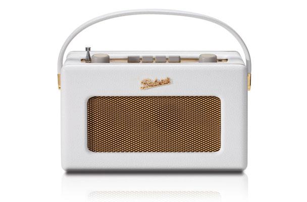 radio vintage Roberts blanche
