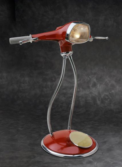 Lampe-vespa